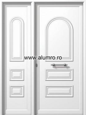 Usa din aluminiu pentru exterior - P6600-P6100 ALUMINCO - Poza 39