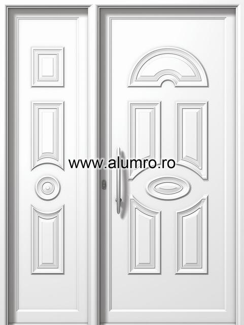 Usa din aluminiu pentru exterior - P6630-P6130 ALUMINCO - Poza 41