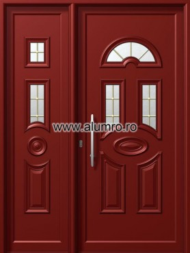 Usa din aluminiu pentru exterior - P6632-P6133 kaiti ALUMINCO - Poza 42