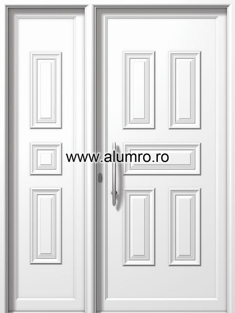 Usa din aluminiu pentru exterior - P6680-P6180 ALUMINCO - Poza 43