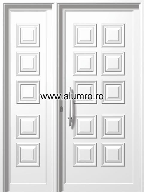 Usa din aluminiu pentru exterior - P6690-P6190 ALUMINCO - Poza 44