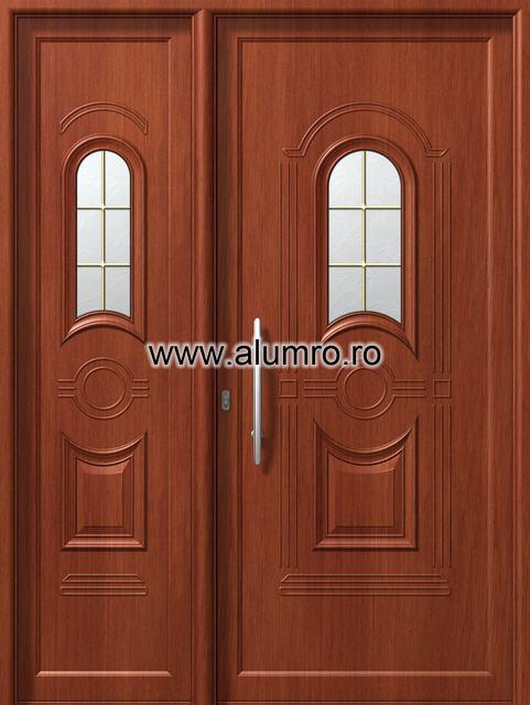 Usa din aluminiu pentru exterior - P6701-P6201 kaiti ALUMINCO - Poza 46