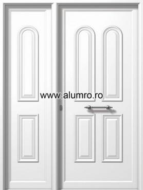 Usa din aluminiu pentru exterior - P6710-P6210 ALUMINCO - Poza 47