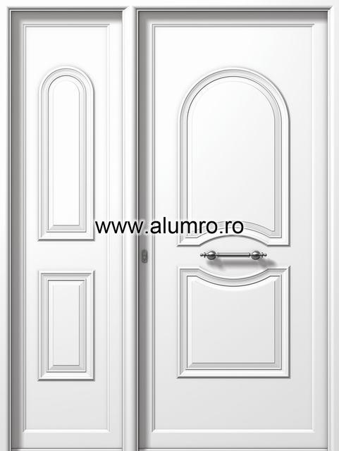 Usa din aluminiu pentru exterior - P6710-P6220 ALUMINCO - Poza 48