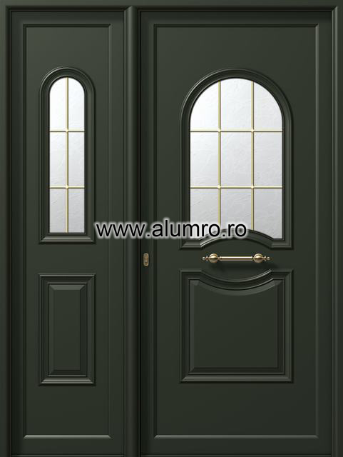 Usa din aluminiu pentru exterior - P6711-P6221 kaiti ALUMINCO - Poza 49