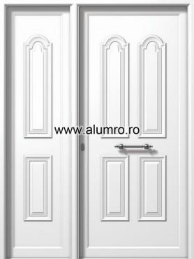 Usa din aluminiu pentru exterior - P6740-P6240 ALUMINCO - Poza 51