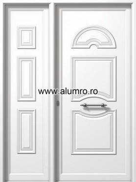 Usa din aluminiu pentru exterior - P6750-P6140 ALUMINCO - Poza 55