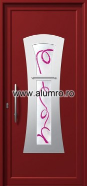 Usa din aluminiu pentru exterior INOX 300 - I337mfu1 ALUMINCO - Poza 8