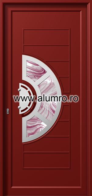 Usa din aluminiu pentru exterior INOX 300 - I346br2 ALUMINCO - Poza 12