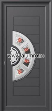 Usa din aluminiu pentru exterior INOX 300 - I346fu3 ALUMINCO - Poza 13
