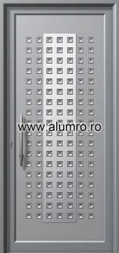 Usa din aluminiu pentru exterior INOX 300 - I357 ALUMINCO - Poza 15