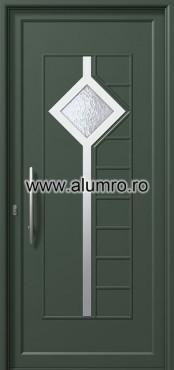 Usa din aluminiu pentru exterior INOX 300 - I363ca ALUMINCO - Poza 16