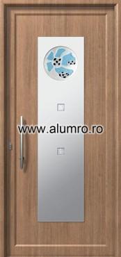 Usa din aluminiu pentru exterior INOX 300 - I387fu1 ALUMINCO - Poza 20