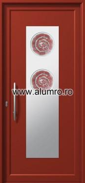 Usa din aluminiu pentru exterior INOX 300 - I398fu1 ALUMINCO - Poza 24