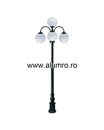 Stalpi de iluminat ALUMINCO - Poza 6