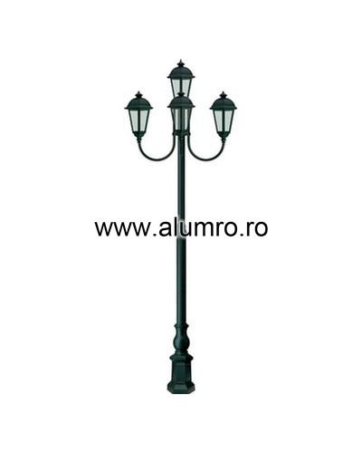 Stalpi de iluminat ALUMINCO - Poza 7