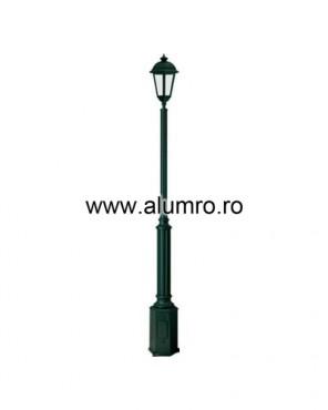 Stalpi de iluminat ALUMINCO - Poza 3