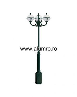 Stalpi de iluminat ALUMINCO - Poza 5