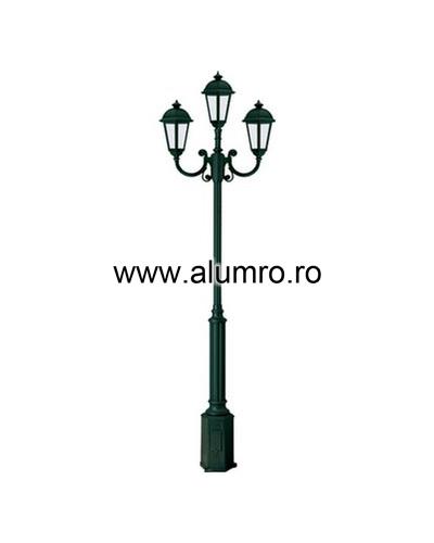 Stalpi de iluminat ALUMINCO - Poza 10