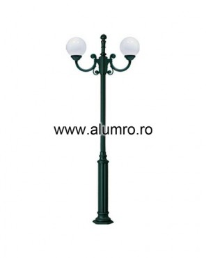 Stalpi de iluminat ALUMINCO - Poza 4