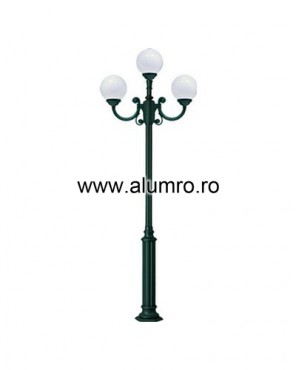 Stalpi de iluminat ALUMINCO - Poza 8