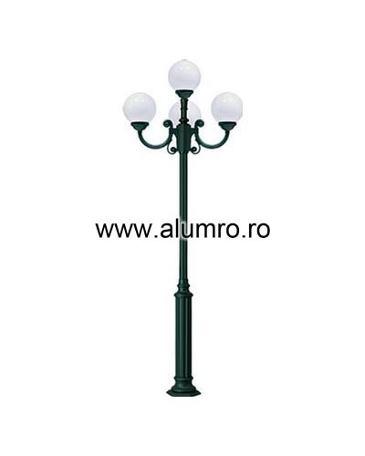 Stalpi de iluminat ALUMINCO - Poza 9