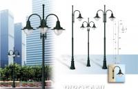 Stalpi de iluminat, corpuri de iluminat urban si public din aluminiu ALUMINCO