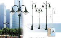 Stalpi de iluminat, corpuri de iluminat urban si public din aluminiu Stalpi de iluminat stradal din aluminiu turnat sau extrudat ALUMINCO cu inaltimi intre 1 - 5.25m, in 5 culori standard si gama RAL. Pentru amenajari clasice, contemporane sau avangardiste.