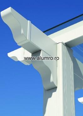 Pergole clasice ALUMINCO - Poza 1
