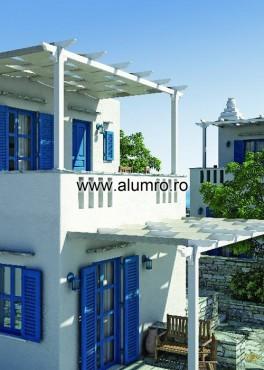 Pergole clasice ALUMINCO - Poza 2