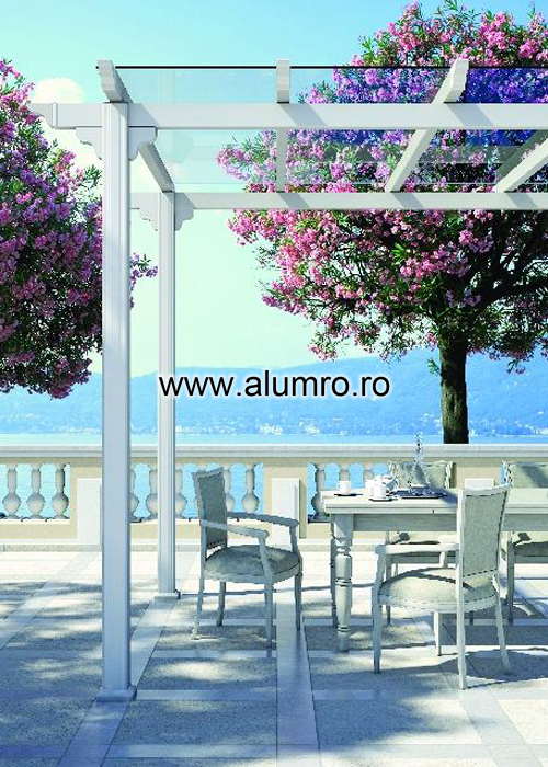 Pergole clasice ALUMINCO - Poza 6