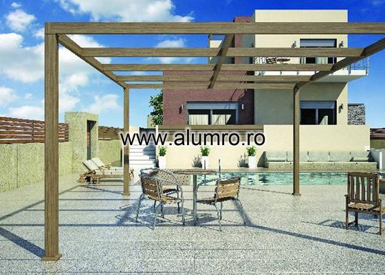 Pergole moderne ALUMINCO - Poza 1