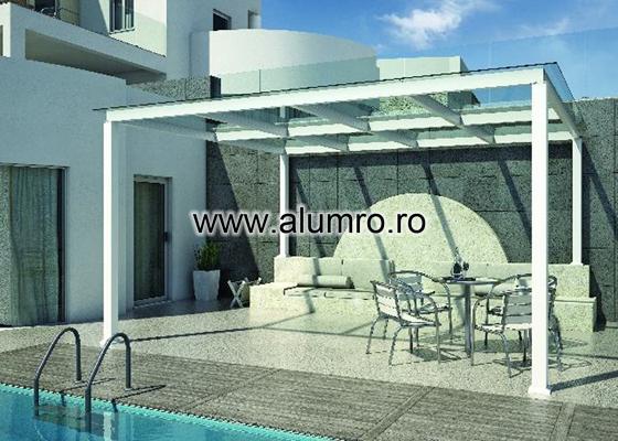 Pergole moderne ALUMINCO - Poza 2