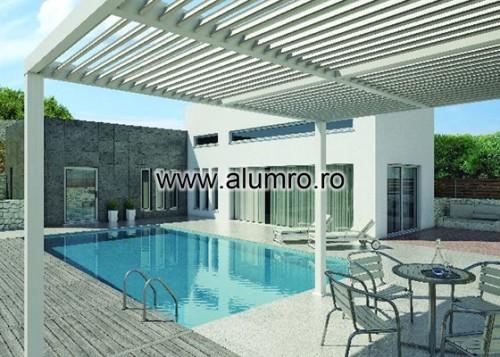 Pergole moderne ALUMINCO - Poza 3