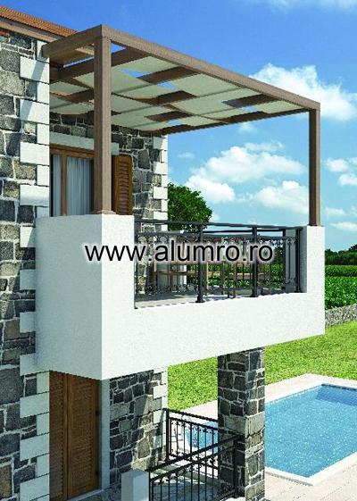Pergole moderne ALUMINCO - Poza 5