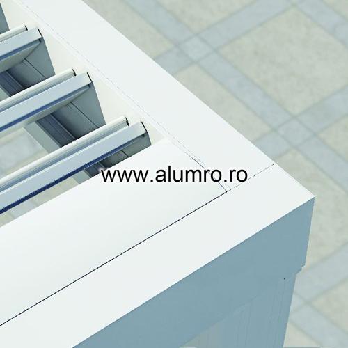 Pergole moderne ALUMINCO - Poza 8