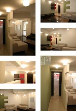 Lucrari, proiecte Amenajare apartament C - Bucuresti  - Poza 2