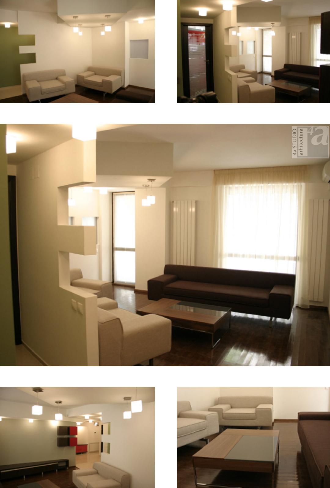 Amenajare apartament C - Bucuresti  - Poza 3