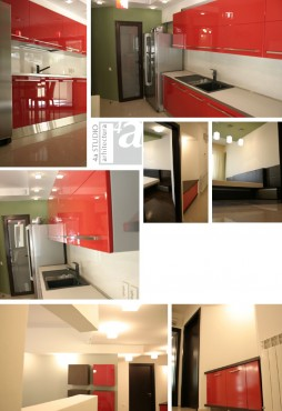 Lucrari, proiecte Amenajare apartament C - Bucuresti  - Poza 4