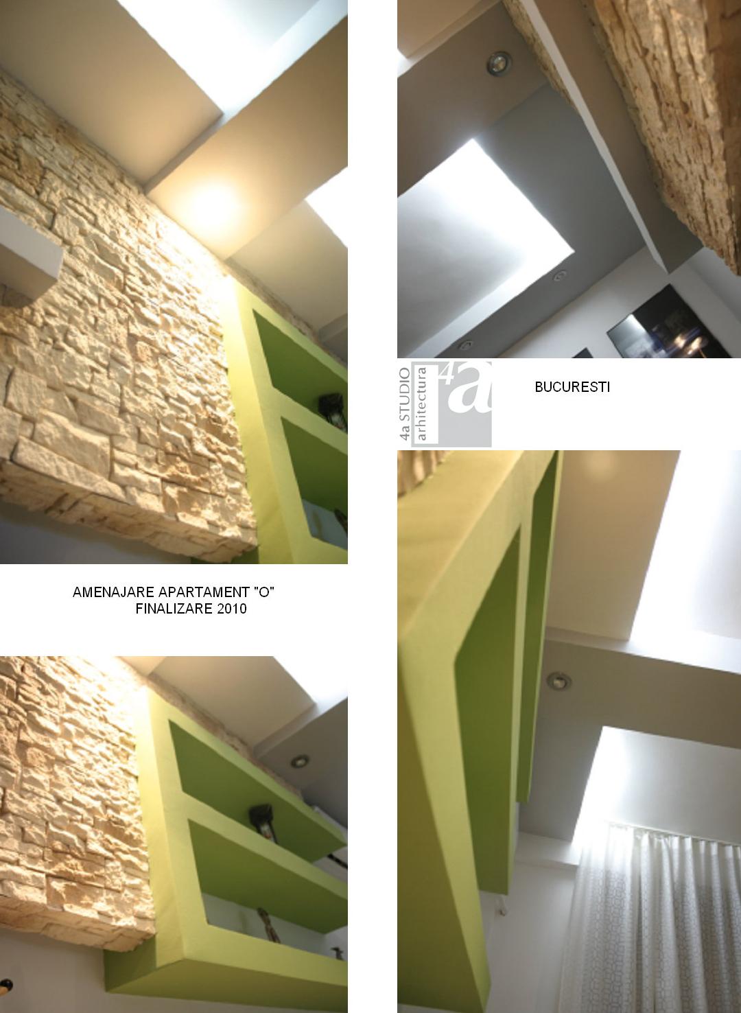Amenajare apartament H - Bucuresti   - Poza 1