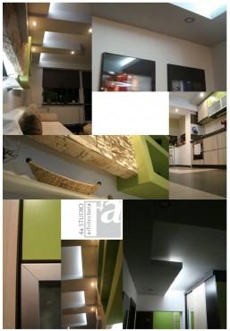 Lucrari, proiecte Amenajare apartament H - Bucuresti   - Poza 2