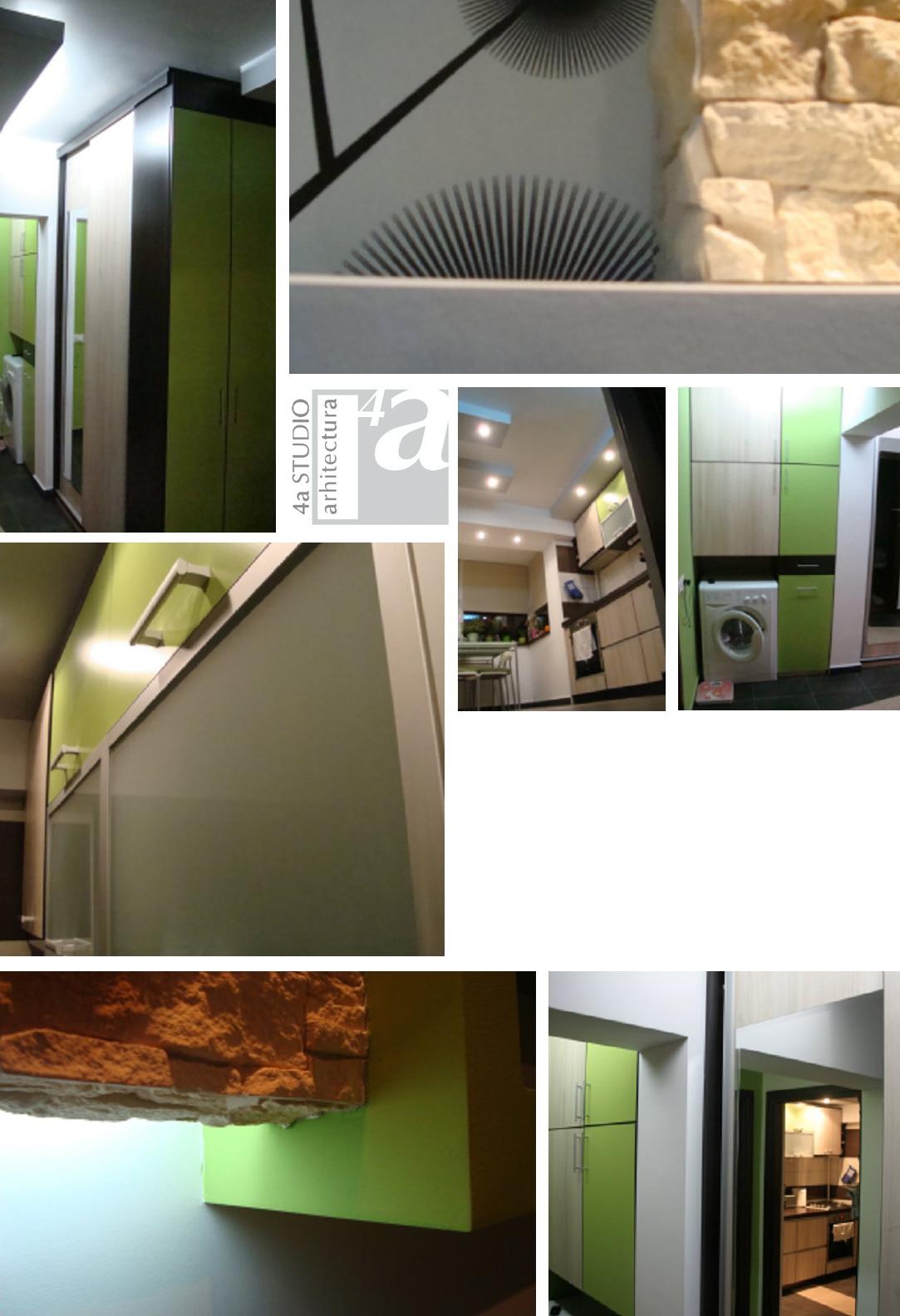 Amenajare apartament H - Bucuresti   - Poza 3