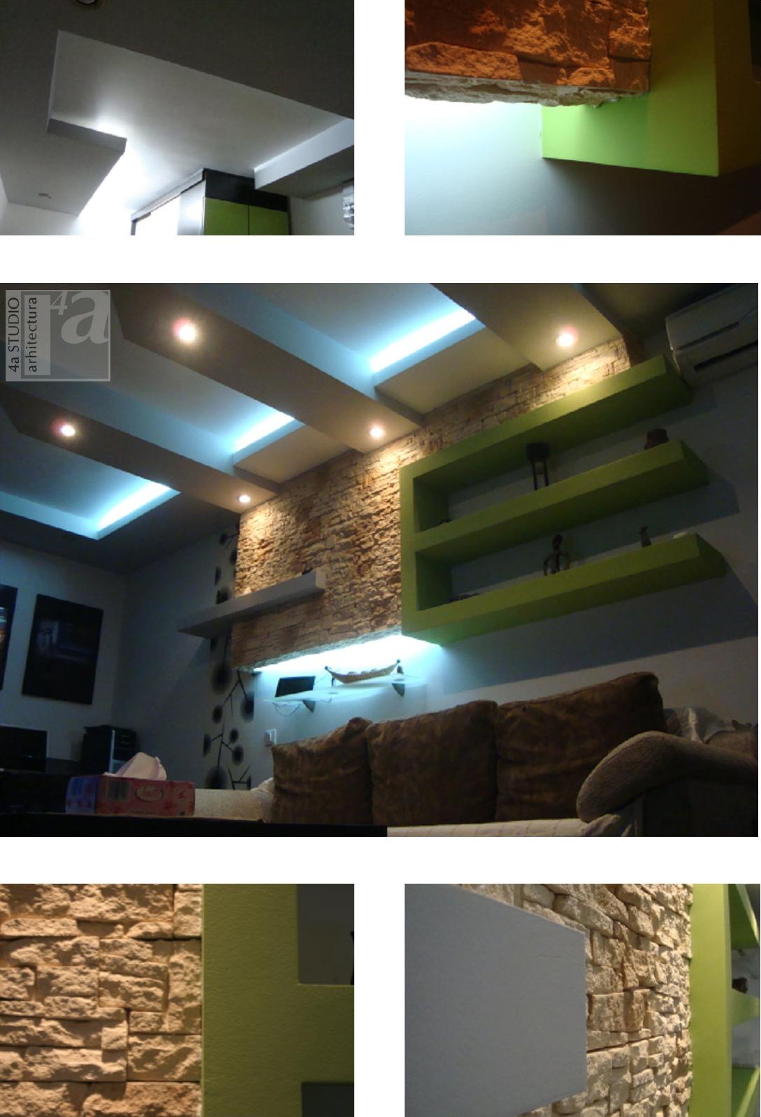 Amenajare apartament H - Bucuresti   - Poza 4