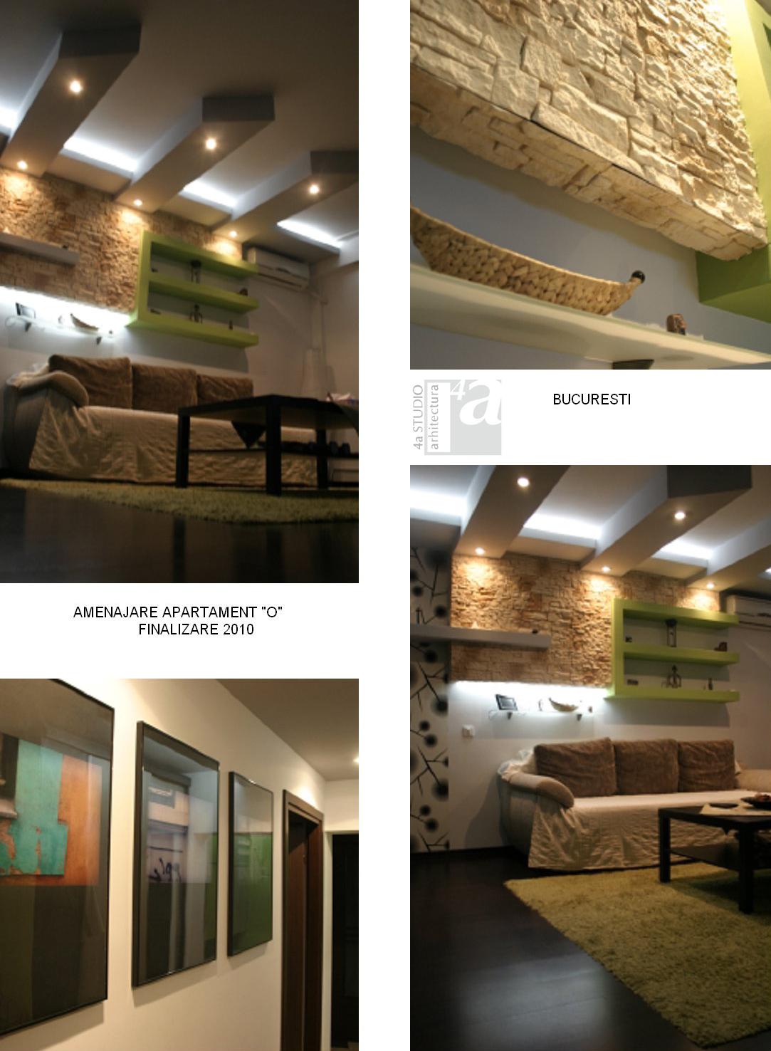Amenajare apartament H - Bucuresti   - Poza 6