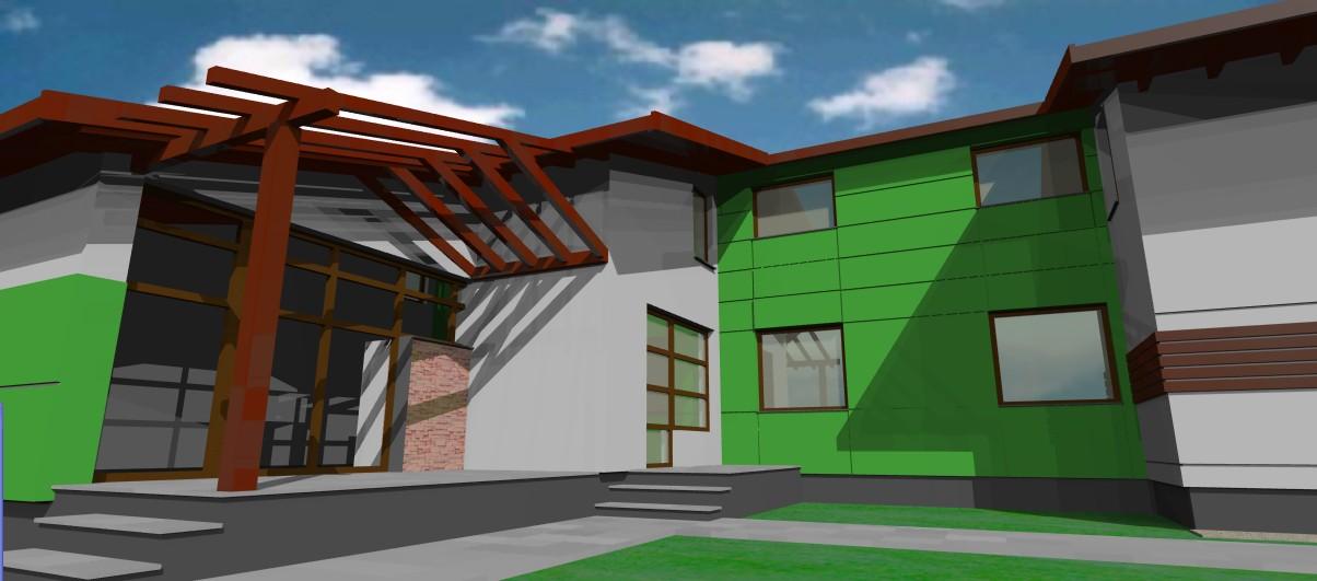 Amenajare casa E - Bucuresti  - Poza 1