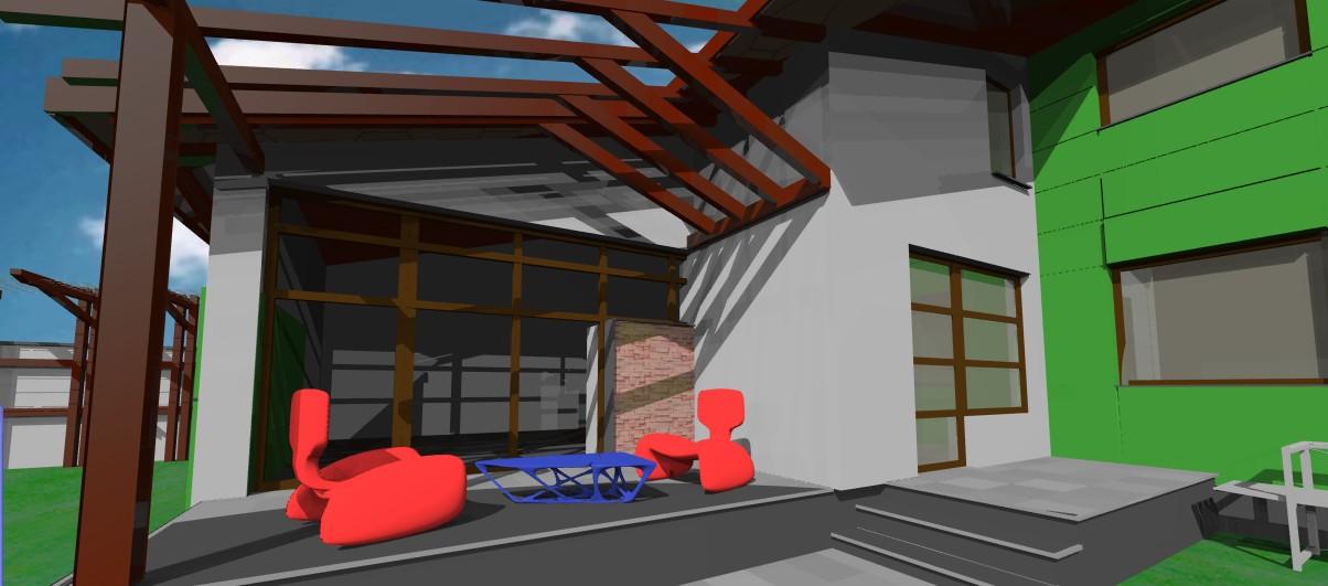 Amenajare casa E - Bucuresti  - Poza 2