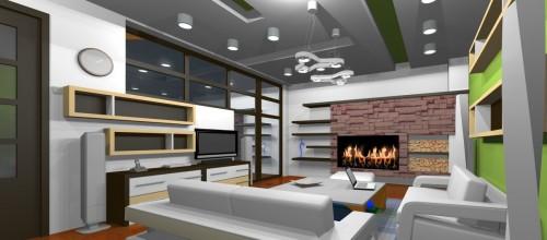 Lucrari, proiecte Amenajare casa E - Bucuresti  - Poza 13