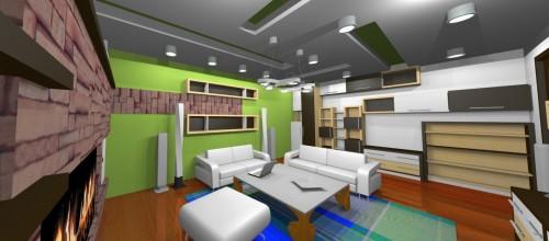 Lucrari, proiecte Amenajare casa E - Bucuresti  - Poza 15
