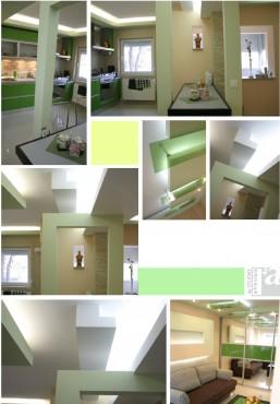 Lucrari, proiecte Amenajare garsoniera - Bucuresti  - Poza 4