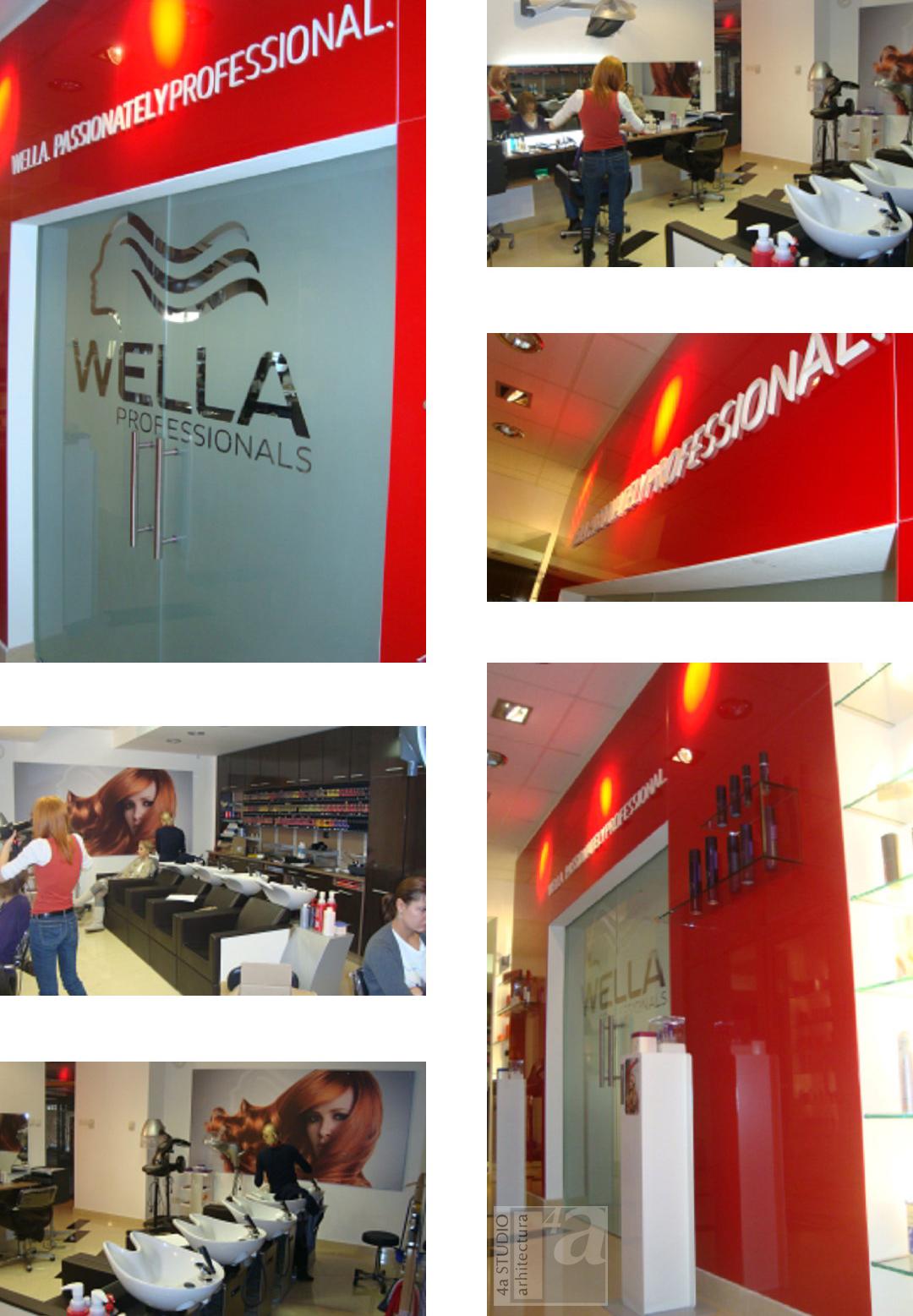 Amenajare Studio WELLA - Bucuresti  - Poza 5
